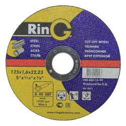 Круг відрізний по металу (RING)